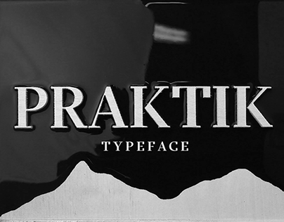 "PROMO CONCEPT & WEBSITE FOR ""PRAKTIK"""