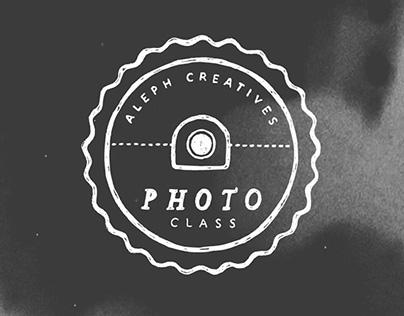 Aleph Creatives Photo Class Logo