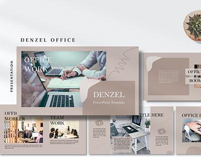 Denzel Office - Minimal Powerpoint