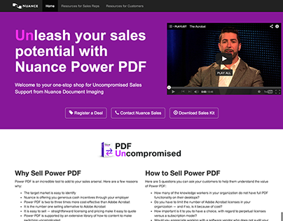 Sell PowerPDF Design