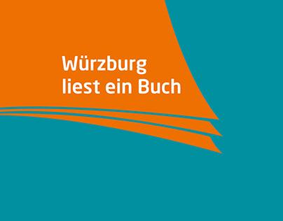 """Stadtleseaktion """"Würzburg liest ein Buch"""""""