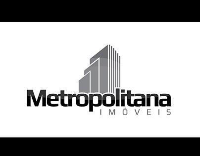 Site Metropolitana Imóveis