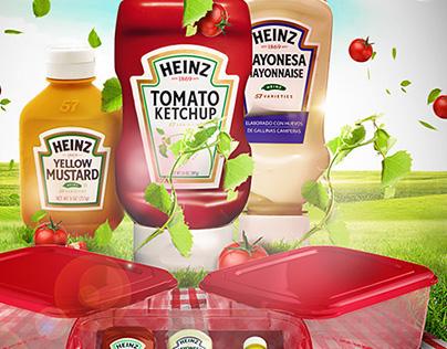 Heinz - Pic Nic Pack