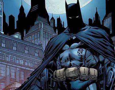 DC Batman Launch Film