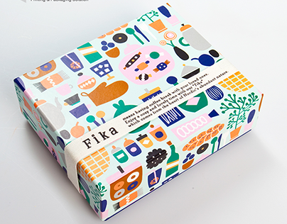 Packaging beyond your expectation.