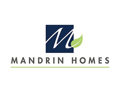 MANDRIN HOMES REBRAND