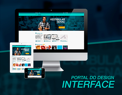UI/UX | Portal do Design