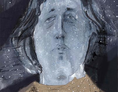 Oscar Wilde - Historical Concept Portrait