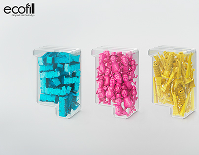 Ecofill ink cartridges 2