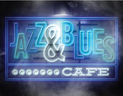 Jazz and Blues Cafe Logo