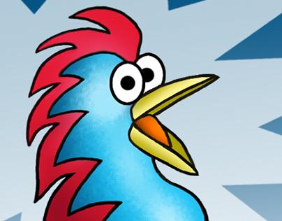 Graphic Design - Bagock! Games