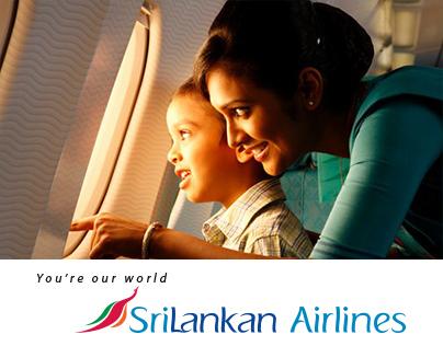 Srilankan Airline New Design