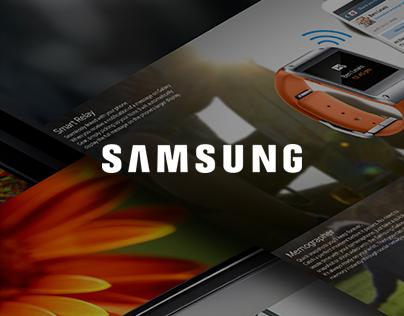 Samsung UK PDP Migration Design
