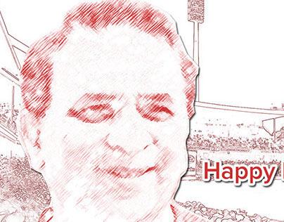 Sunil Gavaskar Birthday