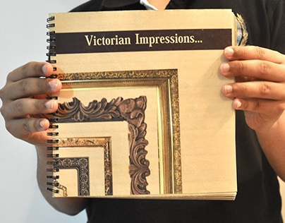 Victorian Era- Coffee Table Book