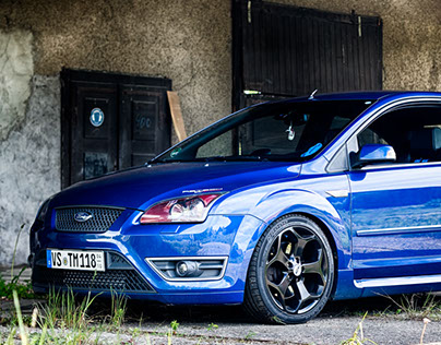 Tobys Ford Focus ST