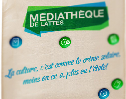 Médiathèque de Lattes