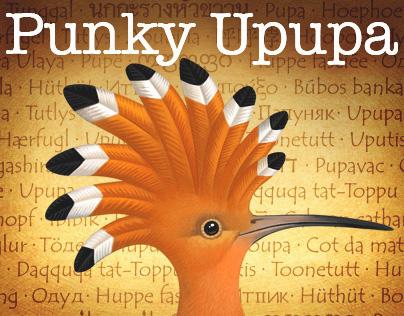 Punky Upupa
