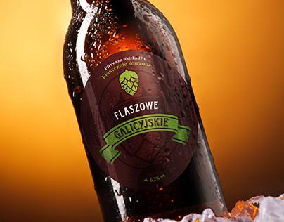 Flaszowe Galicyjskie - Traditional  Galician beer