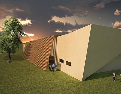 Pedreira Residencial - Architecture