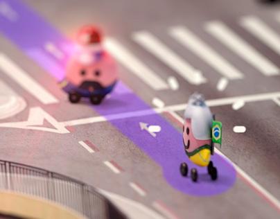 WAZE - Driblando o Trânsito Juntos