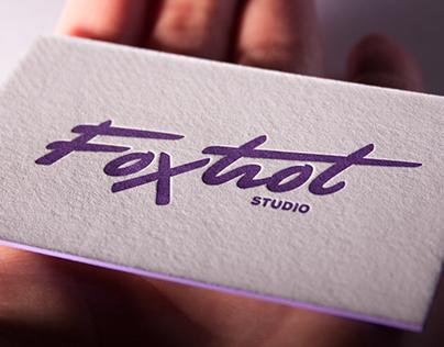 Foxtrot Studio Business Card