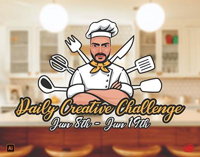 Illustrator Daily Creative Challenge Jun8th - Jun19th