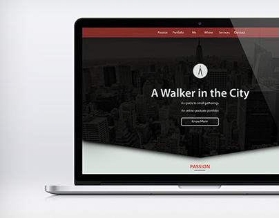 Online Architecture Graduate Portfolio