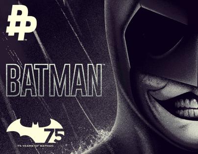 BATMAN 75th ANNIVERSARY / POSTER POSSE #10