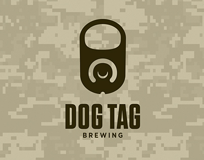 Dog Tag Brewing Concept