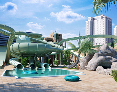 Аквапарк «Hawaii» в Одессе