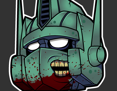 Transformers X Zombies