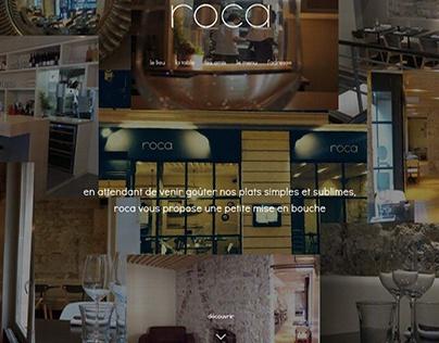 French Restaurant Website