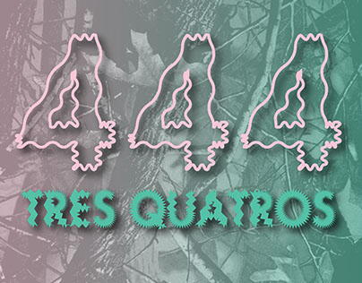 TRES QUATROS 444 - ISSUE #1