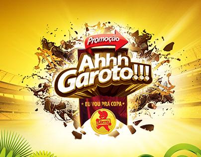 Garoto / Promotional Campaign (Proposal)
