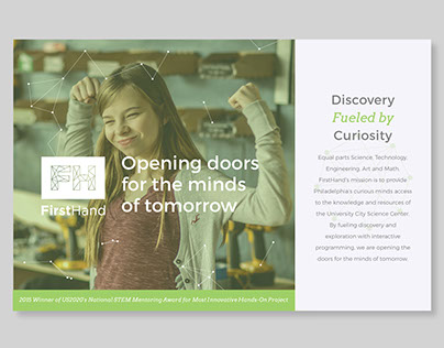FirstHand Print Collateral