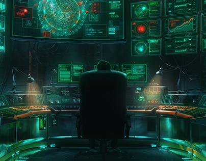 Kaspersky Lab - Illustrations