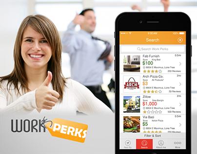 #WorkPerks