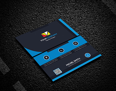 Free Mockup for Business card