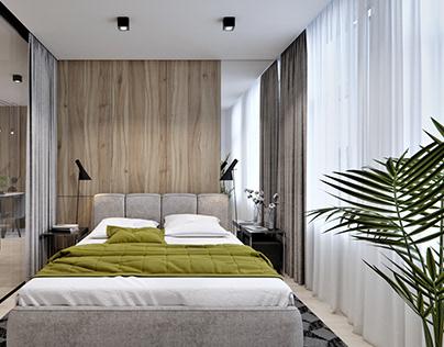 Interior design 46 sq.m. Lviv, Ukraine. №2