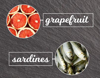 Social Graphics: FOOD
