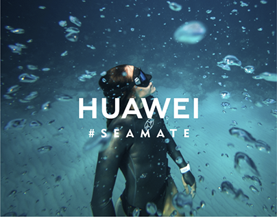 Huawei #SeaMate