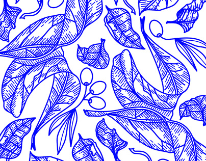 Blue Olive Autumn. Personal Work