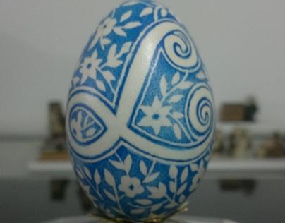 Pysanky - Ukranian Egg