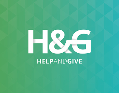 H&G Help & Give Branding