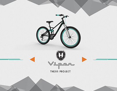 Viper- Bicycle design for an Indian Tomboy