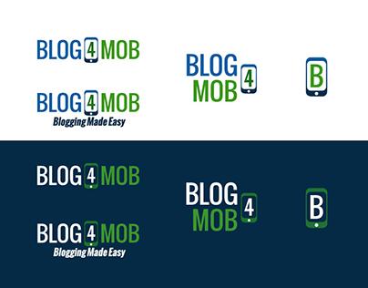 Logo Design and webdesign of Blog4Mob.com