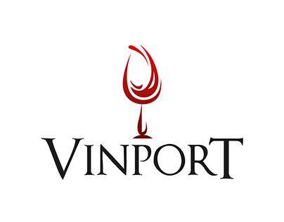 Vinport logo