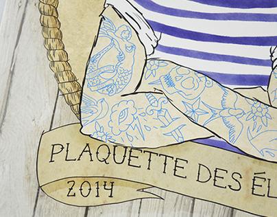 . PLAQUETTE DES ÉLÈVES 2014 - ENSTA ParisTech .