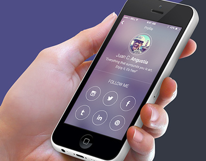 Messaging App Concept